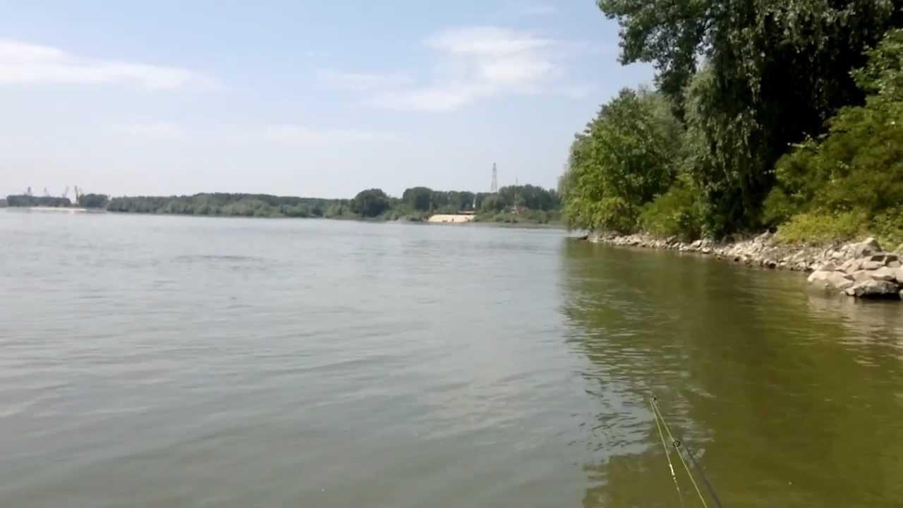 Pescuit pe Dunare